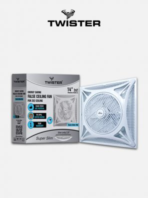 Twister False Ceiling Fan 14 inch