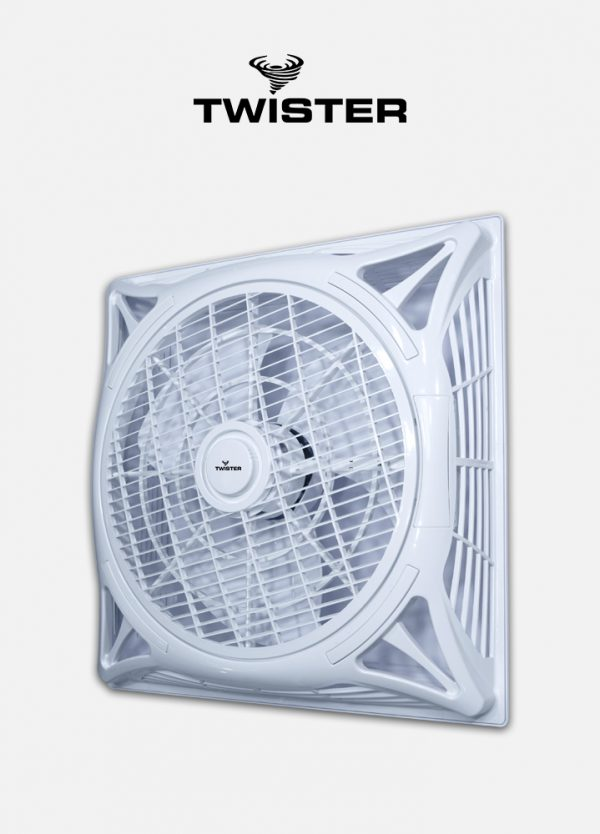Twister False ceiling Fan 18 inch