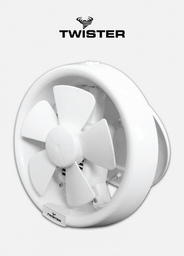 Twister Exhaust Fan 8 inch